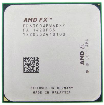 """Процессоры AMD FX и их """"ядра"""""""