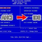 AHCI - как включить?