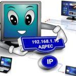 IP-адрес и маска подсети