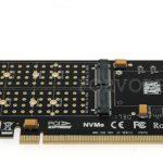 Интерфейс NVMe и разъемы M.2 и U.2